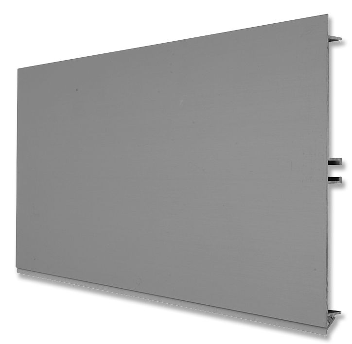 Agencement de meuble plinthe aluminium for Plinthe inox cuisine