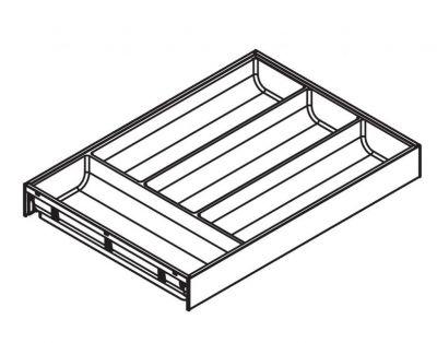 AMBIA-LINE design acier - hauteurs M et K