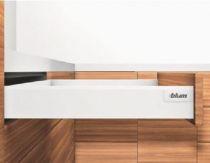 Accessoire pour tiroir intivo blanc hauteur N