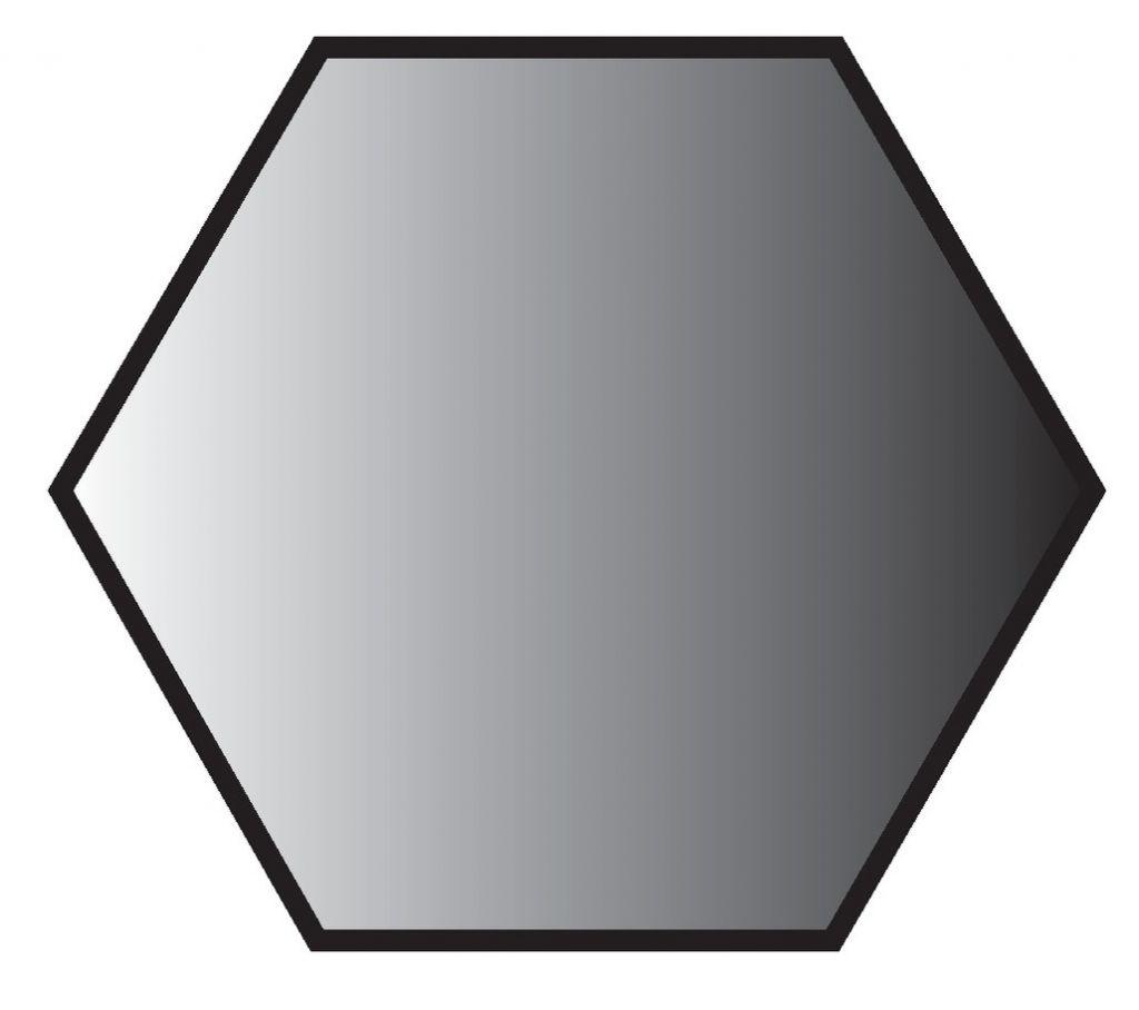 Vis autoperceuse tête héxagonale acier zingué - DIN 7504 K