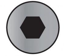 Vis tête cylindrique - 6 pans creux CHC - inox A2 - DIN 912