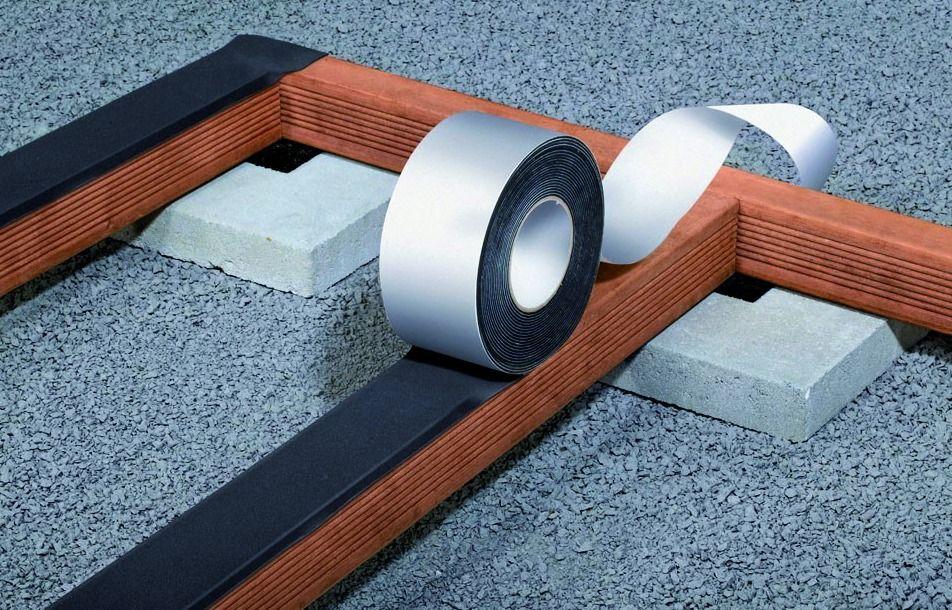 Accessoires pour terrasse bois spax - Fixation lambourde terrasse bois ...