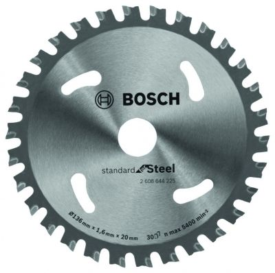Bosch - Standard for steel
