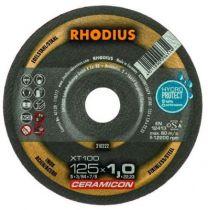 XT100 - gamme Céramicon acier/inox HydroProtect