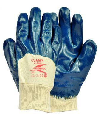 Gant nitrile Clamp