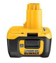 Batteries Dewalt