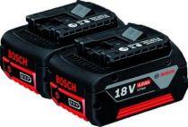 Pack de 2 batteries Bosch 10,8 V