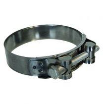 Colliers à tourillons 20 mm - W1 - acier galvanisé