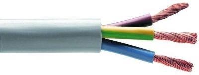 Câble gainé souple en PVC - H05VVF