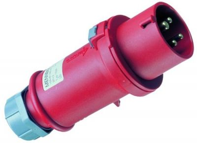 Fiche mâle StarTOP - 16 A - IP 44