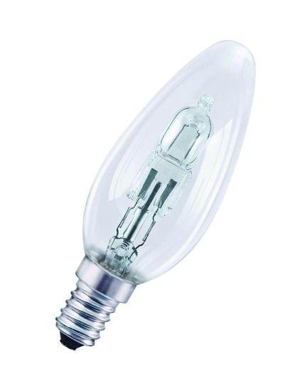 Ampoule halogène Classic B Eco.Pro - culots E14 / E27