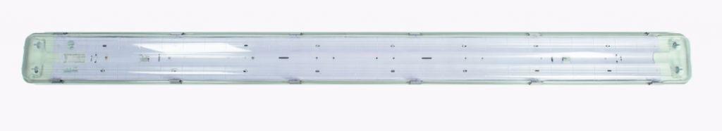 Luminaire Medusa T8 étanche tube fluo