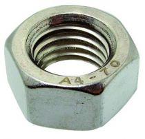 Ecrou hexagonal HU inox A4 - DIN 934