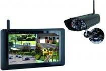 Kit video sans fil - CS89T compatible smartphone