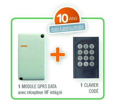 Clavier GSM