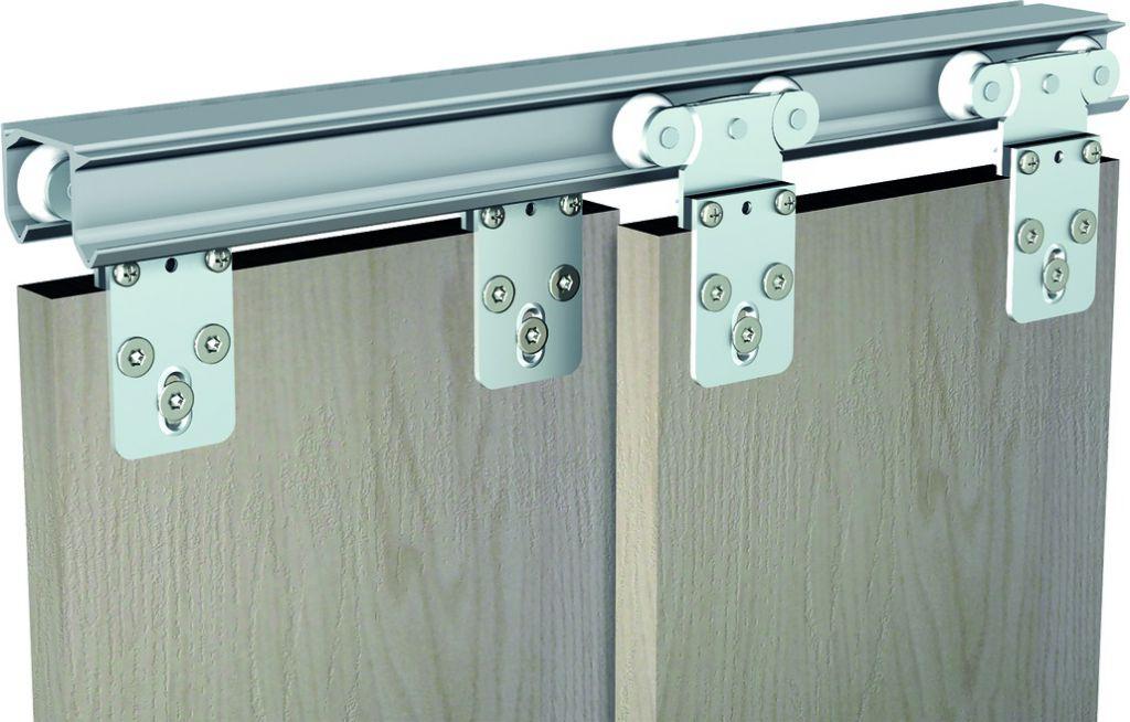 Ferrure de portes coulissantes bois tubel - Quincaillerie porte coulissante exterieure ...