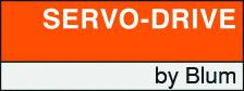 Alimentation éléctrique pour Aventos HL/HS/HF Servo drive