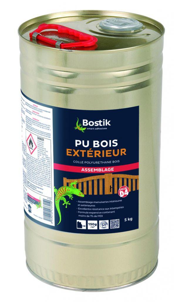 Colle polyur thane bois ext rieur for Colle a bois exterieur sader