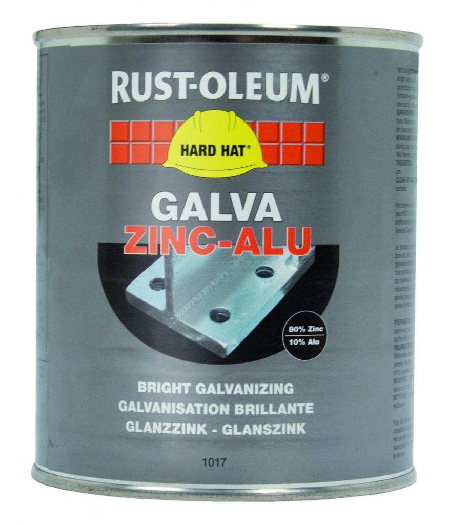 Gamme Rust Oleum galvanisation brillante - 2117