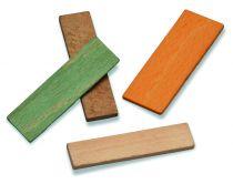 Cale de vitrage bois - 100 pièces