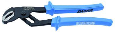 Pince multiprises Unior double cannelure - série 445/4G