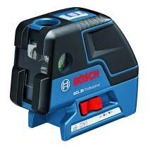 Pack laser en croix + point GCL 25