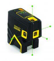 Mini laser 5 points SP5 - vert