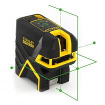 Mini laser croix + 5 points SCP5 - vert