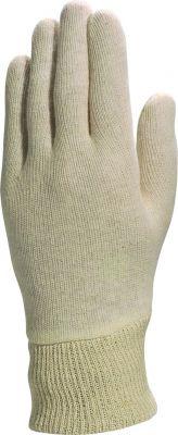 Gant ou sous gant à bords cotes