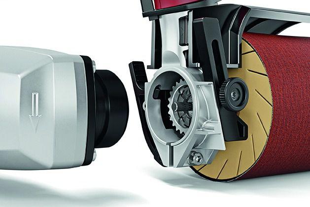 Satineuse LP 1503 VR Set - 1200 Watts