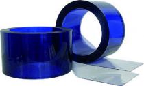 Lanière pvc cristal - protection thermique et phonique