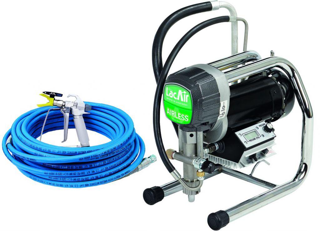 Ensemble pompe Airless électrique ES 100