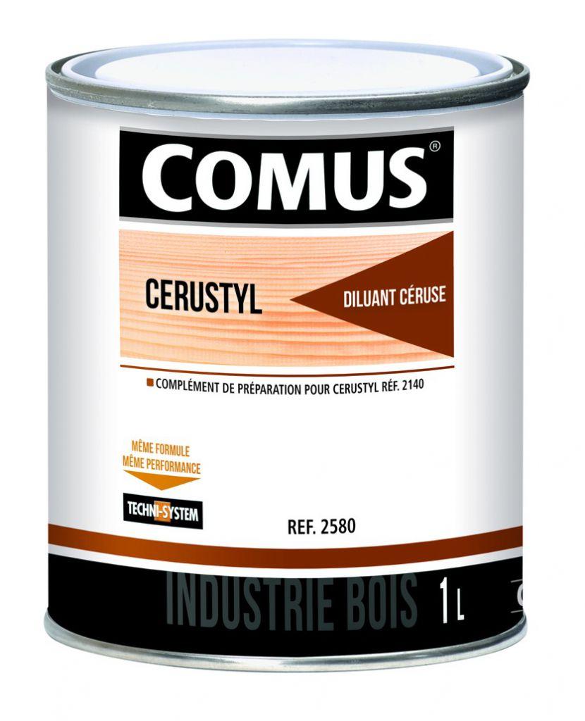 Cérustyl - pâte - bidon de 1 litre