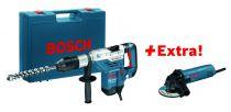 Produits promo perforateur SDS Max GBH 5-40 DCE avec perceuse - visseuse GSR10.8-2 Li offerte