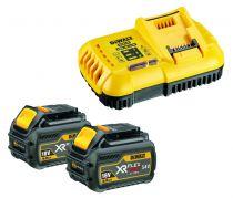 Pack FLEXVOLT 54 V Li-lon + chargeur