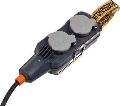 Bloc 4 prises Powerblock IP 54