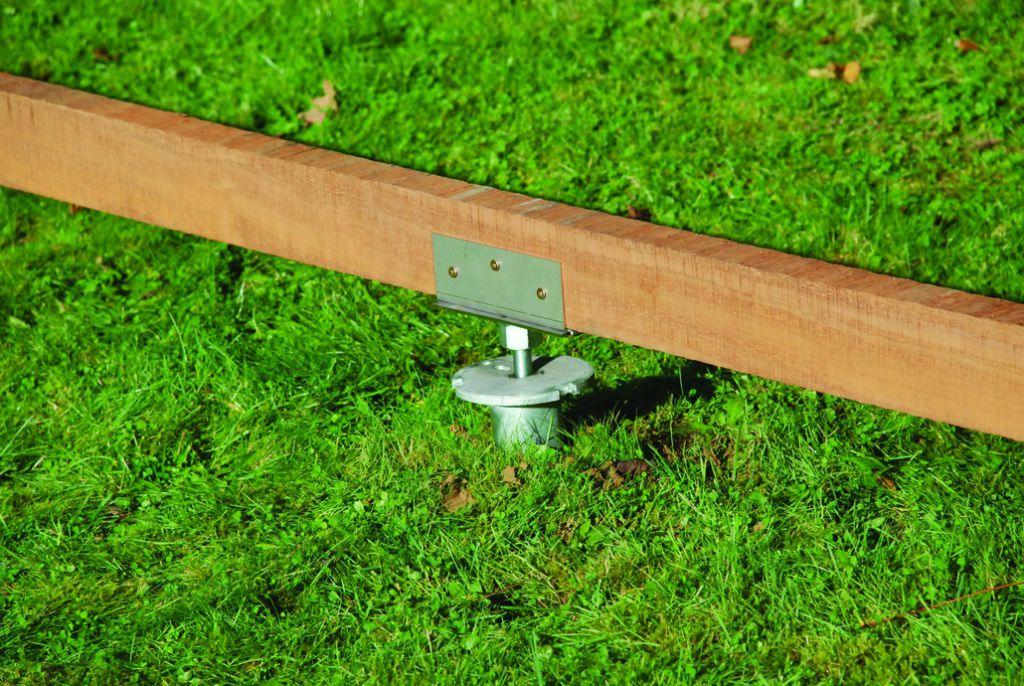 Connecteur Woodpro - inox