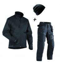 Pack Blaklader 1 veste + 1 pantalon + 1 bonnet