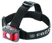 Lampe Facom Frontale IP54 - 779.FRT2 à Capteur de mouvement
