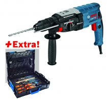 GBH 2-28 F - 3.2 Joules + coffret outils Gedore