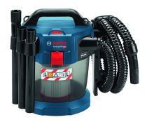 GAS 18V-10L solo - eau et poussière