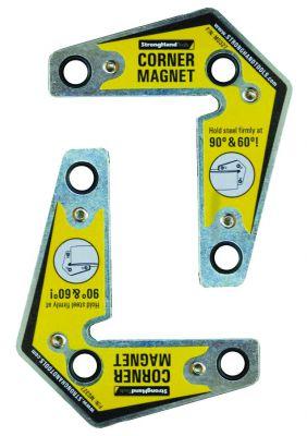 Paire équerres Corner Magnets - Magnétiques