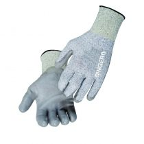 Gants contre les coupures fibres PEHD enduction polyuréthane