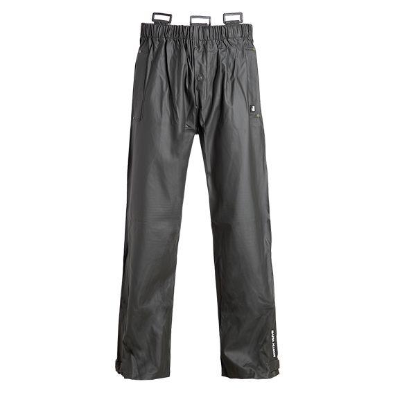 Pantalon de pluie polyuréthane / PVC vert olive