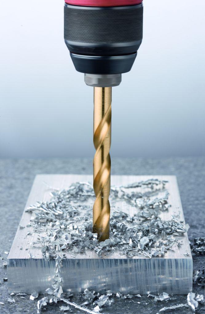 Coffret 15 forets HSS Titanium