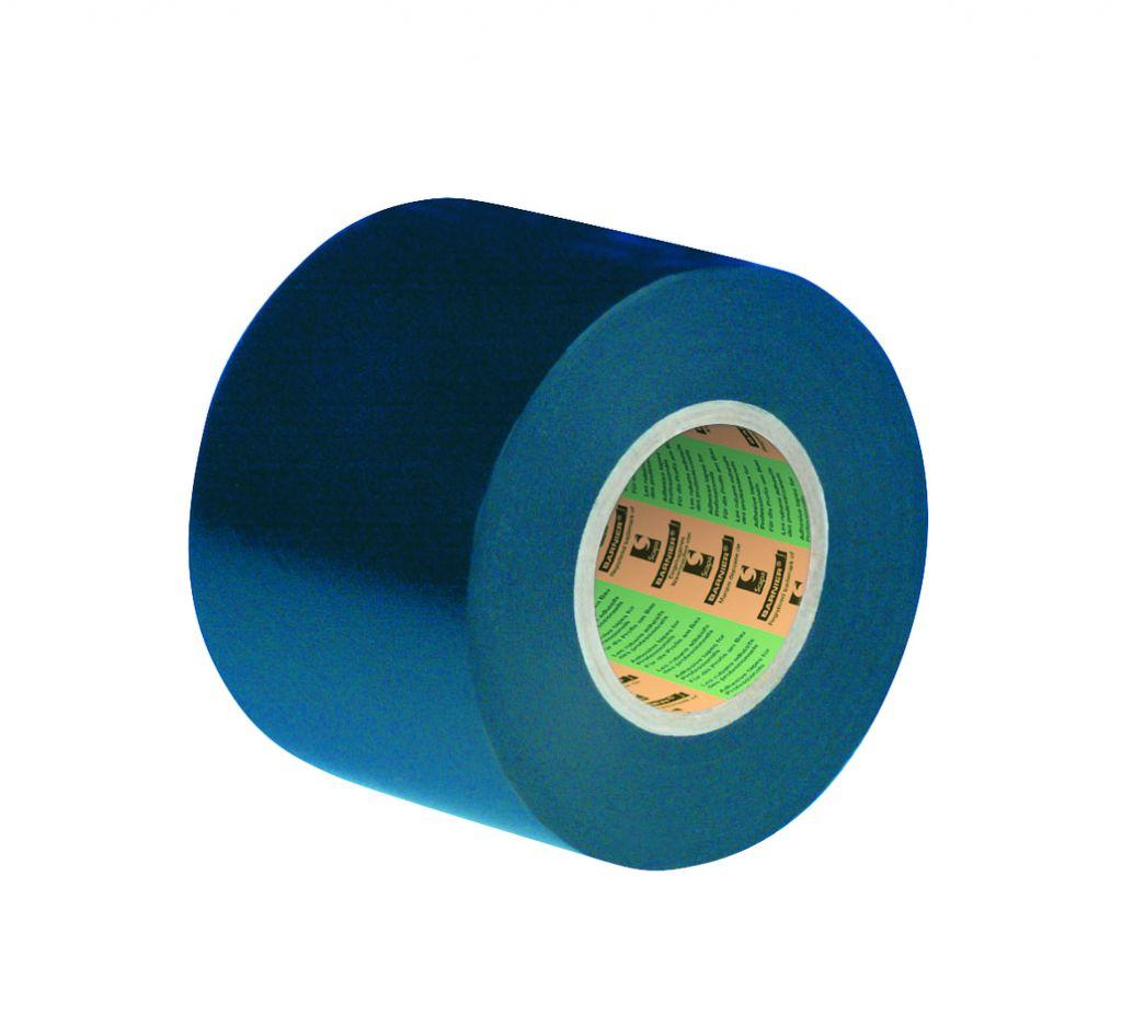 Vinyle plastifié 15/100 mm - noir - 6022 - rouleau de 33 m