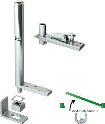 Ferme-porte intégré - 25318