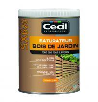 Saturateur bois de jardin - SX 620