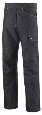 Pantalons jean's - Denim multipoches