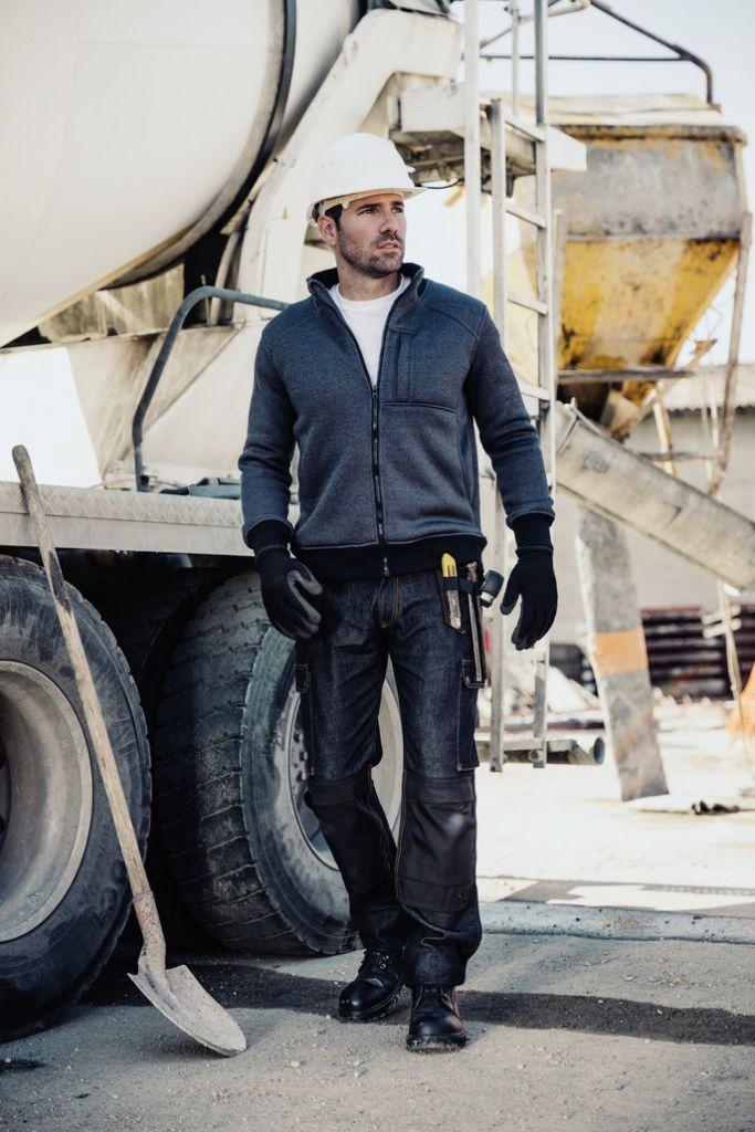 Pantalons jean's - Denim multipoches